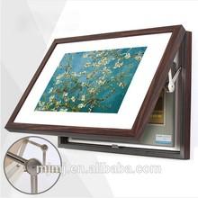 Metro de múltiples funciones de pintura decorativa marcos de madera