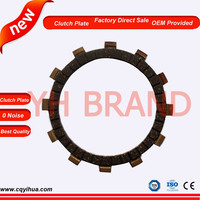 Manufacturer motorcycle disc brake plate/friction material clutch disc plate/clutch plate making