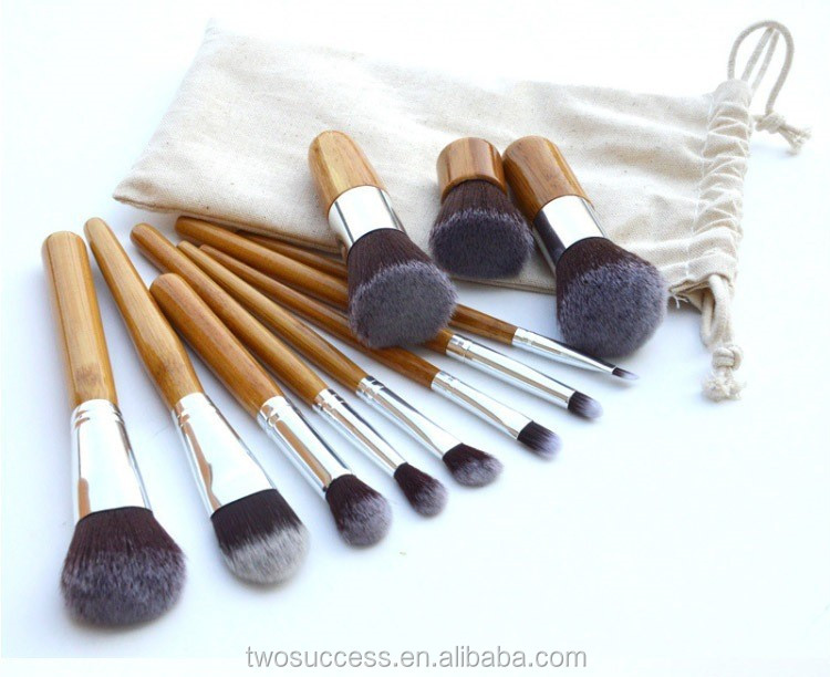 11pcs Bamboo makeup brush7.jpg