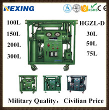 Transformer Oil Purification Solutions completely restore your used transformer oil HGZL-5D Series
