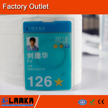 ISO certification Company entrance guard ID smart card, 125KHz, name and Logo printing, quick delivery and free samples for test