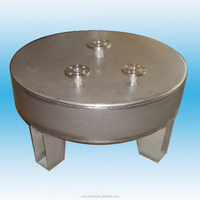 Professional Chemical Stainless Steel Pressure Foam Tank of 1000L