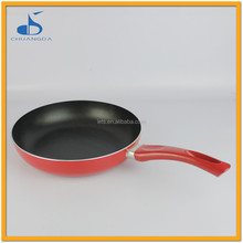 kitchenware die cast fry pan with detachable handle