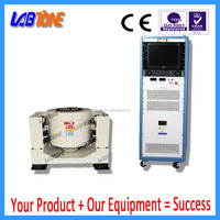 Electro magnetic frequency vibration tester
