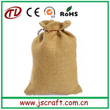 Factory wholesale durable eco reusable jute bag for rice,packaging jute bag,packaging bag