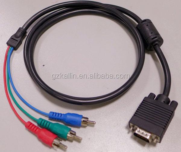 perfect vga rca cable