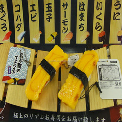 Japanese food sushi fridge magnet gifts idea/Yiwu sanqi craft factory