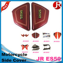 High Quality plastic motorcycle side cover