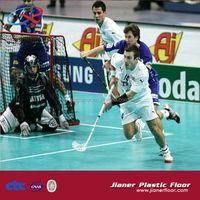 indoor vinyl PVC hockey ball courts floor tiles for Australia