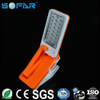 Rechargeable high power battery capacity reading light adjustable led portable table lamp