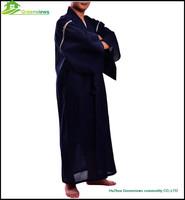 Men cotton pajamas/Fashion men Pajamas flax /kimono style men bathrobes GVXF0006