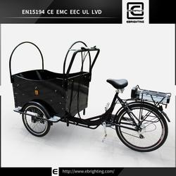 cargo bike old Dutch style BRI-C01 toyota hybrid battery