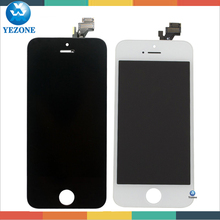 Hot Sell Mobile Display For iPhone 5, For iPhone 5 LCD Display and Touch, For iPhone 5 LCD and Digitizer