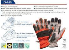Top Selling High Quality Fire Proof Safety Working Gloves
