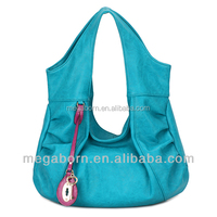 Wholesale bags casual women bag pu leather hobo bags in guangzhou