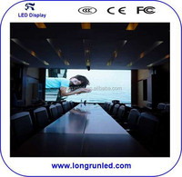 xxx movi high quality indoor full color p6 led screen