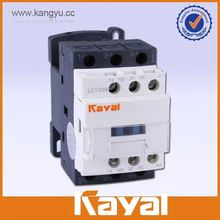 Lc1D / Lp1D High Quality Ac / Dc Magnetic Contactor