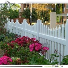 Cost Effecitve Low Price Composite Picket Fencing Factory