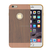 Slicoo Wood cell phone shellfa shion design case ,for iphone 6 plus case