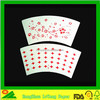 LvYang 7oz printed and cutted paper cup fan