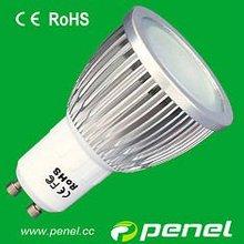 Halogen lamp replacement COB led spotlight 5w