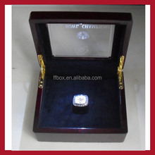Top grade LED light championship ring box