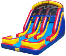 Free CE Blower for fire truck inflatable water slide
