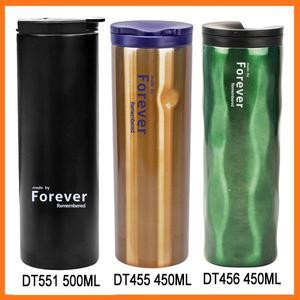 Ingrosso custom Starbucks bicchiere, personalizzati a buon mercato di grandi dimensioni in acciaio inox viaggio tazze di caffè
