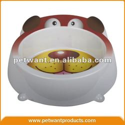 Original Manufacture of Dog Face Shaped Plastic Melamine Bowls