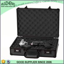 Fashional aluminum rifle soft gun case