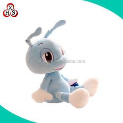 Good price cute plush stuffed animal ant