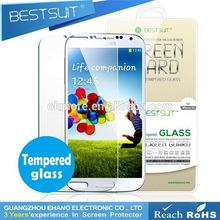 Phone accessory tempered glass screen protector for s4 active