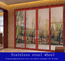 Office of the view that one Specialpurpose120 aluminum alloy sliding feel Move the door