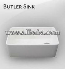 Fireclay Butler KItchen sink
