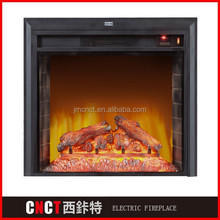 ethanol decorative electric fireplace logs with heat