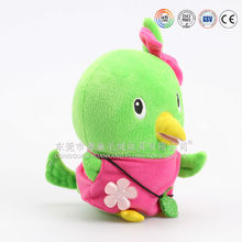 Import china goods decorative christmas ornaments hand puppet chicken