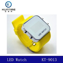 Wholesale Mirror Face Couple Lover Wrist Watch china supplier