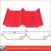 length1000-6000mm pre painted steel coil steel sheet roofing