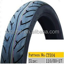 high quality motorcycle tire 100/80-17