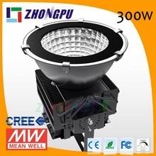 Alibaba Europe Soccer Field LED Light 300W, Industrial High Bay Lighting 300W, LED Sports Hall Lighting