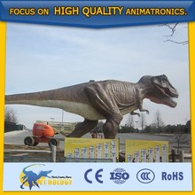 Cetnology giant Animatronic robot dinosaur T-Rex statue for display
