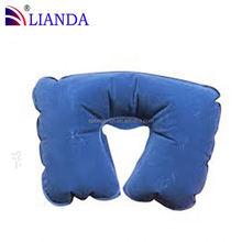 folding travel neck pillow, funny travel neck pillow, giant inflatable pillow