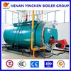 high efficiency horizontal 2ton industrial automatic low pressure oil fired steam boiler price