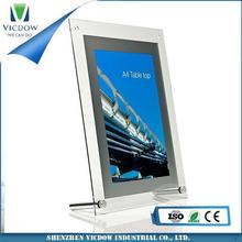 3 opening floating picture frame moulding machine wall frames glass block photo frame