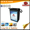 Deep cycle 6v 380Ah solar system 1kw with battery
