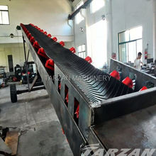 Good quality mining equipment rock the transport conveyor for sand making line