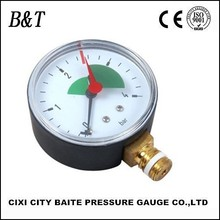 Medidor de alta pressão