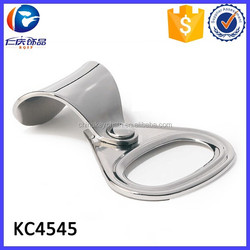 Stainless Steel Cans Ring Bottle Opener Key Chain