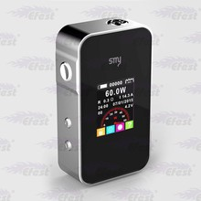 e cigarette 510 thread 60 watt smy 60 box mod, vv vw e cig mod smy 60w mod,18650 battery mod wholesale SMY60