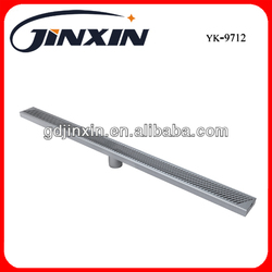 Stainless Steel Outdoor/Indoor Floor Trap Drains Linear Shower Drains